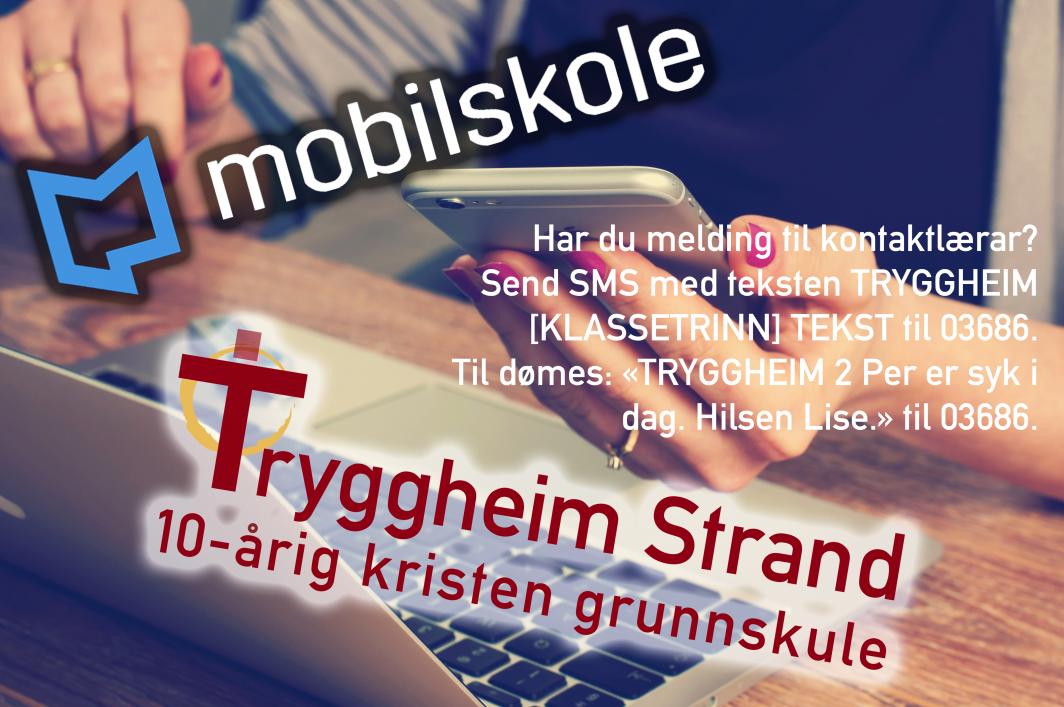 Mobilskole TryggheimStrand